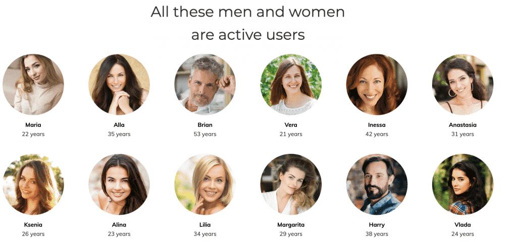 UkrainianCharm Users